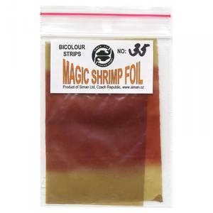 Bilde av Magic Shrimp Foil Bicolor 35 olive / red brown