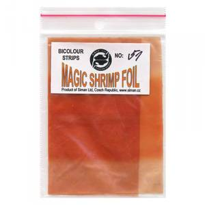 Bilde av Magic Shrimp Foil Bicolor 51 brown orange / orange