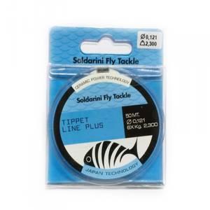 Bilde av Soldarini Tippet Line Plus 0.12mm
