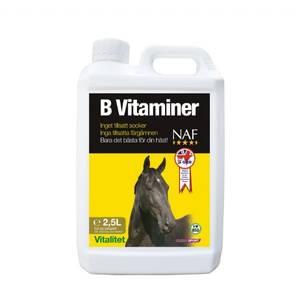 Bilde av NAF B-Vitamin Flytende 2,5 L