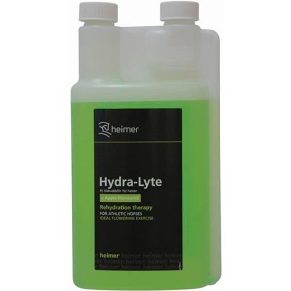 Heimer Hydra Lyte, Elektrolytter