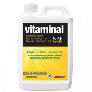 Bilde av NAF Vitaminal Multivitaminer 2,5 L