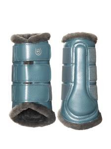 Bilde av Equestrian Stockholm, Brushing Boots,Steel Blue