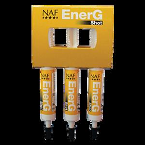 Bilde av NAF EnerG Shot 3 pack