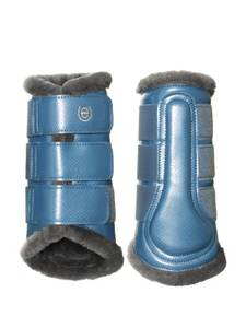 Bilde av Equestrian Stockholm,Parisian Blue Brushing Boots