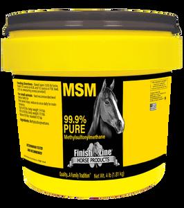 Bilde av Finish Line MSM Pure, Pulver 1,8 kg