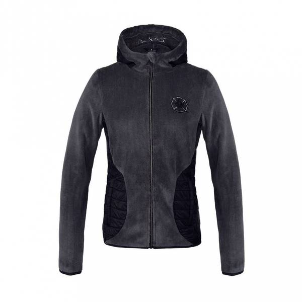 Kingsland Chignik Ladies Coral Fleece Jacket