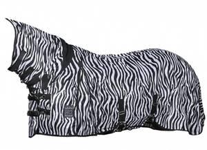 Bilde av Horse Guard Zebra Fluedekken
