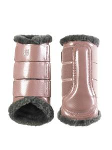 Bilde av Equestrian Stockholm,Brushing Boots ,Pink