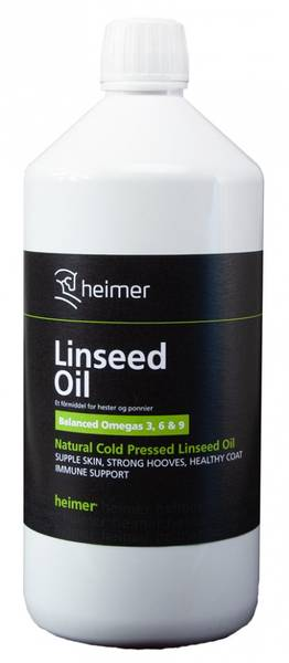 Heimer Linseed Oil, 1000 ml