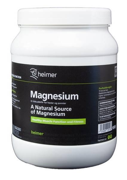 Heimer Magnesium 1000 gram