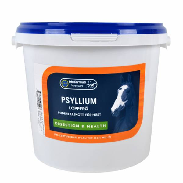 Biofarmab,Psyllium Loppefrø 2,5 kg
