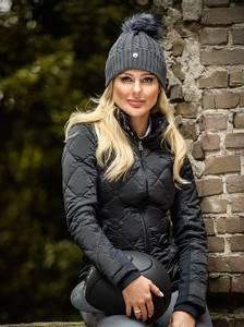 Bilde av PS Of Sweden,Gina Jacket + Belt ,Svart