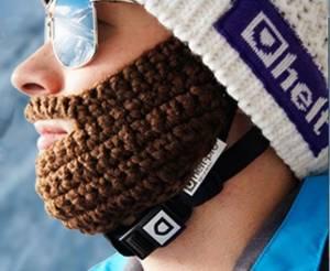 Bilde av Crochet Beard