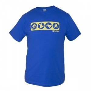 Bilde av T-shirt sports blue