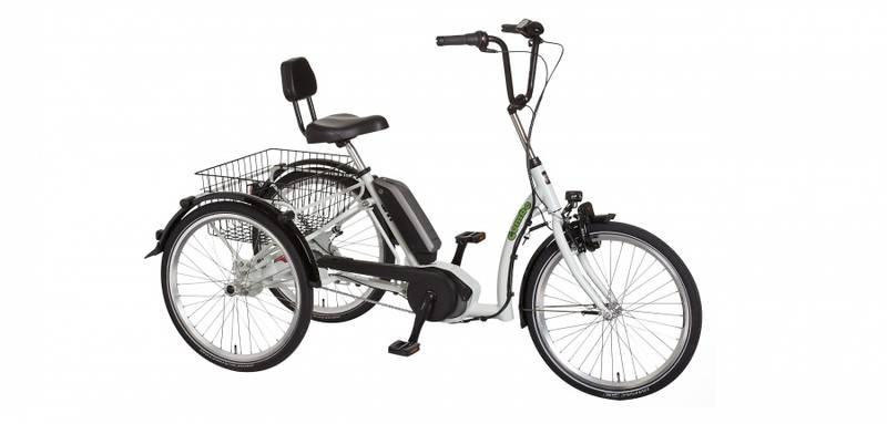 Trehjul elsykkel Pfiff Combo Bosch Disc