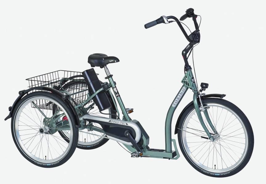 Trehjul elsykkel Pfiff Torino