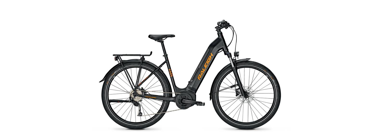 Raleigh Dundee SUV LTD Bosch Performace Line 500 wh