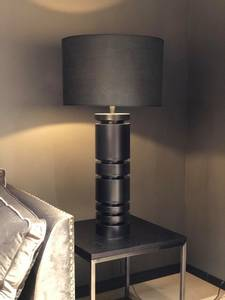 Bilde av Birmingham bordlampe Black