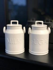 Bilde av Milk & Sugar krukker RM