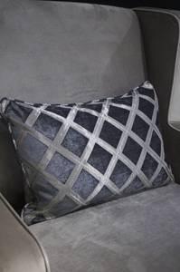 Bilde av Austen pute 40x60 grå