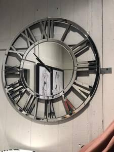 Bilde av Speil klokke