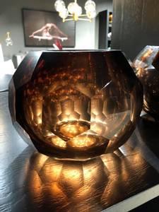 Bilde av Lys krystall Windsor brown