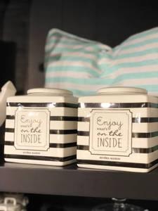 Bilde av Grocery jar stripe