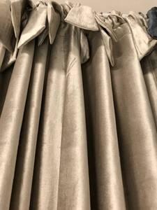 Bilde av Curtain Golden Beige