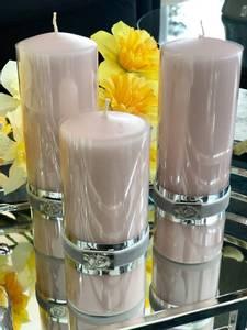 Bilde av LeneBjerre lys pudder rosa H: 14cm
