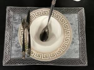 Bilde av Aten bordbrikke grå