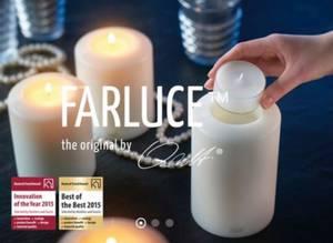 Bilde av Farluce telys nightlights ( 50 stk )