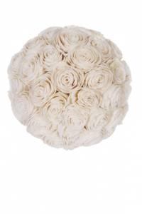 Bilde av Natural bleached floral ball D: 22cm