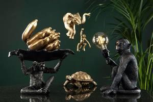 Bilde av Dekor bananer gull