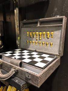 Bilde av Sjakkspill med koffert