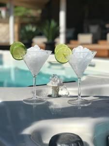 Bilde av Martini glass akryl