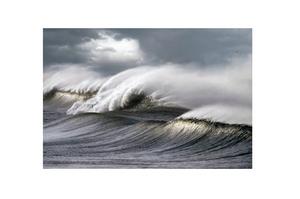 Bilde av Ocean wave  90x150