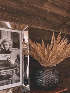 Bilde av Ava glass vase rund