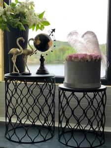 Bilde av Rosemari blomstebord sett a 2
