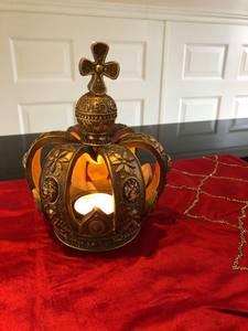 Bilde av Gull krone dekor