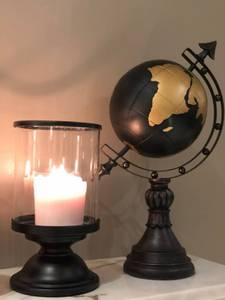 Bilde av Globus svart/gull