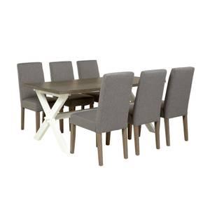 Bilde av Axel spisestol mørk grå