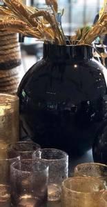Bilde av Bobble vase svart Large