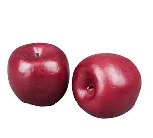 Bilde av Røde epler kunstig