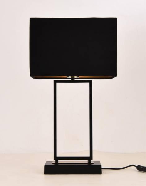 Amie bordlampe H:56cm