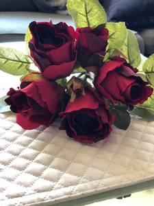 Bilde av Rød rose bundt