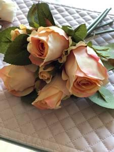 Bilde av Fersken rose bundt