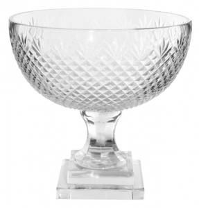 Bilde av Glass bolle diamant kuttet