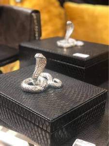 Bilde av Cobra skrin silver/black 2 stk