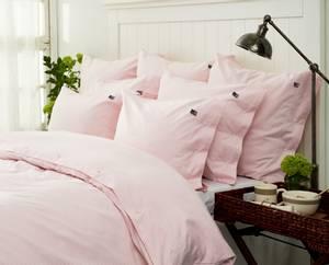 Bilde av Icons Pin Point Duvet, Pink/White